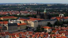 Cattedrale del san Vitus, Praga, repubblica Ceca Fotografia Stock