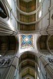 Cattedrale del soffitto di Almudena Fotografie Stock Libere da Diritti