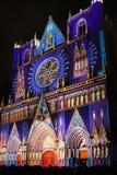 Cattedrale del St-Jean Fotografia Stock Libera da Diritti