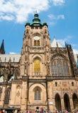 Cattedrale del Vitus del san Fotografia Stock Libera da Diritti