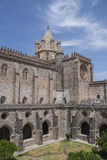 Cattedrale del vora del ‰ di à nel Portogallo Immagine Stock