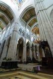 Cattedrale dell'altare di Almudena, Madrid Immagine Stock