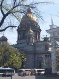 Cattedrale dell'Isaac del san a St Petersburg Immagini Stock Libere da Diritti