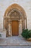 Cattedrale della basilica di Conversano. La Puglia. L'Italia. Immagini Stock