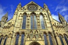 Cattedrale della cattedrale di York Immagini Stock