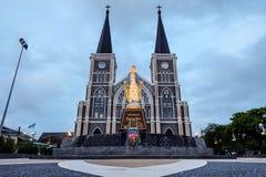 Cattedrale della concezione immacolata Fotografia Stock