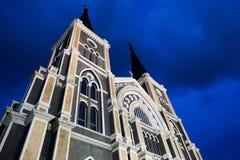 Cattedrale della concezione immacolata Immagini Stock