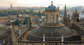 Cattedrale della cupola Immagine Stock