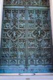 Cattedrale della cupola a Milano Immagini Stock Libere da Diritti