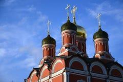 Cattedrale della madre dell'icona di Dio Immagini Stock Libere da Diritti