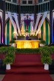 Cattedrale della Mary santa Fotografia Stock