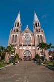 Cattedrale della Mary santa Fotografia Stock Libera da Diritti