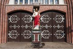 Cattedrale della Mary santa Fotografie Stock Libere da Diritti