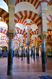 Cattedrale della moschea di Cordova, Andalusia, Spagna Fotografia Stock Libera da Diritti