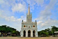 Cattedrale della nostra signora fotografia stock