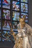 Cattedrale della nostra signora - Anversa - Belgio Fotografia Stock