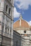Cattedrale della Santa Maria del Fiore Fotografia Stock Libera da Diritti