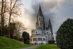 Cattedrale della sbarra dell'aletta del san fotografie stock libere da diritti