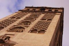 Cattedrale della Siviglia Fotografie Stock