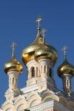 Cattedrale della st Alexander Nevski Fotografie Stock Libere da Diritti