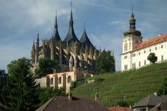 Cattedrale della st barobry Immagini Stock Libere da Diritti