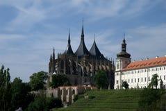 Cattedrale della st barobry Fotografie Stock Libere da Diritti