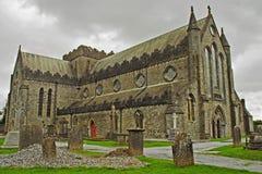 Cattedrale della st Canice Fotografie Stock