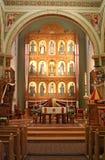 Cattedrale della st Francis Immagine Stock