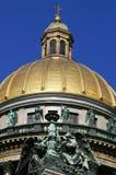 Cattedrale della st Isaac - 2 Fotografia Stock