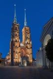 Cattedrale della st John The Baptist Immagine Stock Libera da Diritti