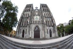 Cattedrale della st Joseph Fotografia Stock Libera da Diritti