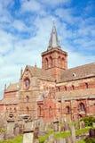 Cattedrale della st Magnus fotografie stock libere da diritti