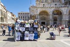 Cattedrale della st Marco Square Fotografia Stock