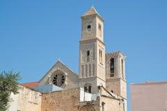 Cattedrale della st Maria Assunta Giovinazzo La Puglia L'Italia Fotografia Stock Libera da Diritti