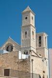 Cattedrale della st Maria Assunta Giovinazzo La Puglia L'Italia Immagine Stock Libera da Diritti