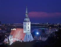Cattedrale della st Martin Fotografia Stock