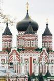 Cattedrale della st Pantaleon Fotografia Stock