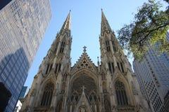 Cattedrale della st Patrick Immagine Stock Libera da Diritti