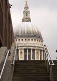 Cattedrale della st Paul Fotografie Stock