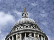 Cattedrale della st Paul a Londra Immagine Stock