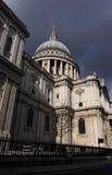 Cattedrale della st Paul a Londra Immagini Stock Libere da Diritti