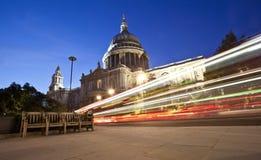 Cattedrale della st Paul, Londra Fotografia Stock Libera da Diritti