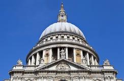 Cattedrale della st Paul a Londra Fotografia Stock Libera da Diritti
