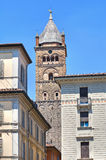 Cattedrale della st Pietro. Bologna. L'Emilia Romagna. Fotografia Stock Libera da Diritti