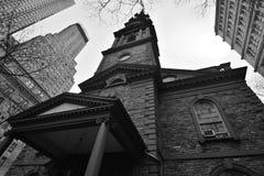 Cattedrale della st (san) Paul, New York Immagini Stock Libere da Diritti