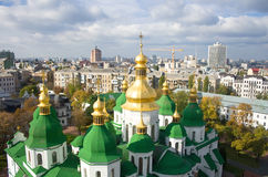 Cattedrale della st Sofia Immagini Stock Libere da Diritti