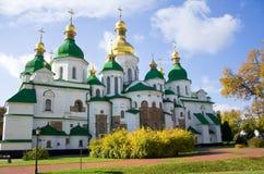 Cattedrale della st Sofia Fotografia Stock