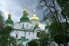 Cattedrale della st Sofia Fotografie Stock