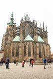 Cattedrale della st Vithus Fotografia Stock