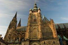 Cattedrale della st Vitus Immagini Stock